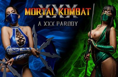 Mortal Kombat Xxx Parody