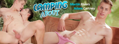 Camping About, Sc.4: Outdoors Boy Gets An Arse-Load Of Dick