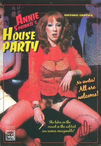 Annie Sprinkles House Party