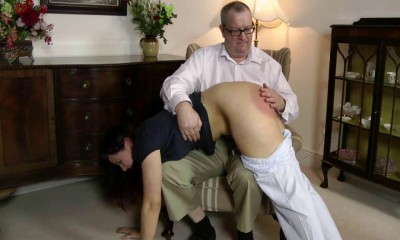 English-spankers - We start a brand spanking new series this week