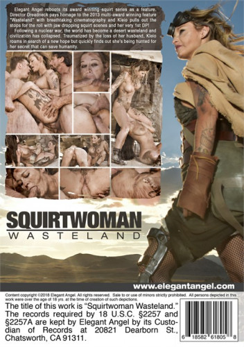 Description Squirtwoman: Wasteland