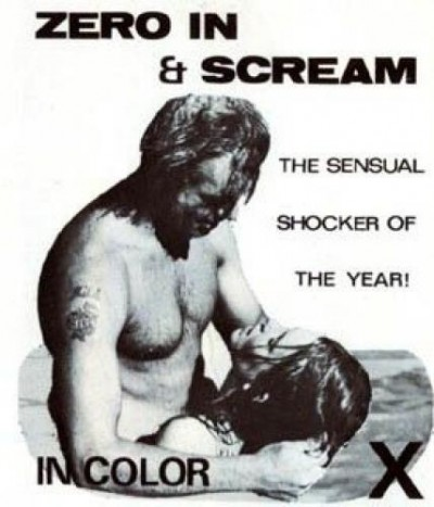 Description Zero In And Scream (1971) - Michael Stearns, Donna Young, Sherill Thomas