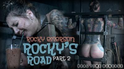 Description Rockys Road Part 2