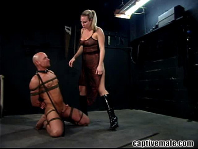 Harmony And Chad Rock – The Strict Mistress