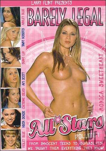 Barely Legal All Stars vol.1