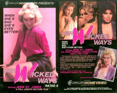 Description Her Wicked Ways - Jesie St. James, Joanna Storm(1983)