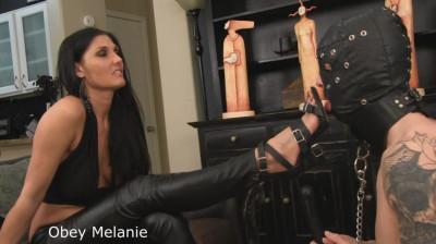 Description Obey Melanie Dont call it an Orgasm