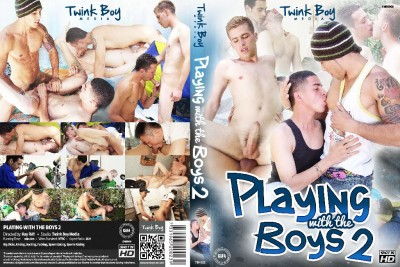 Playing with the Boys 2 Scene 4