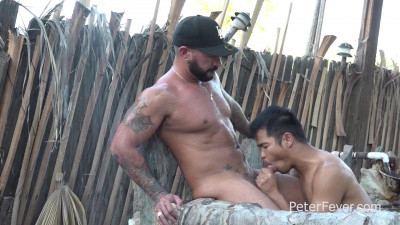 PeterFever – Jaycee Plows Into Sexy Nature Boy John Rene
