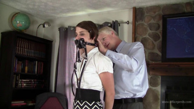 Amanda Reigh – Tightly Hogtied for the Boss