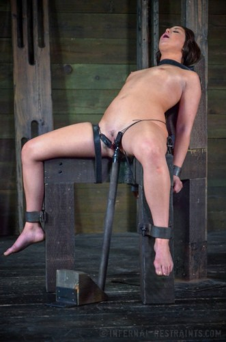 Infernal Restraints - Dungeon Slave part 2 - Mia Gold - Mar 14, 2014