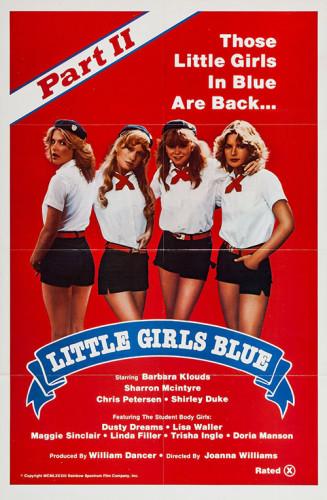 Description Little Girls Blue Part 2 (1983)