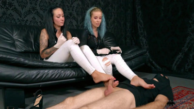 Lady Anette - Two Pairs Of Feet