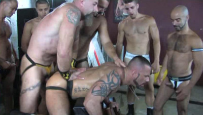 Description Cum Gangbang For Piss Whores