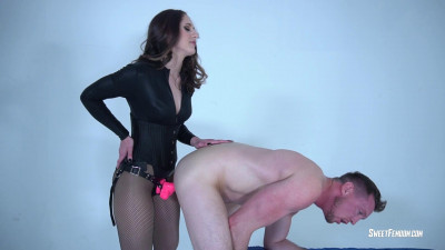 Life As Slave For Akira Shell Part 2 Strap-On