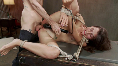 Fucked And Bound - Kristine Kahill