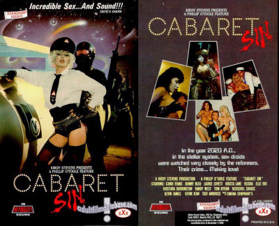 Description Cabaret Sin
