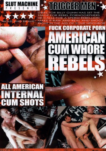 American Cum Whore Rebels - Blake Daniels, Blue Bailey, Luke Bennett