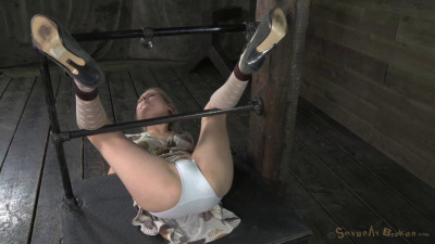 Bound, Vibrated And Throat Blasted