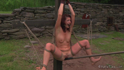 Stuck in the Mud – BDSM, Humiliation, Torture HD-1280p
