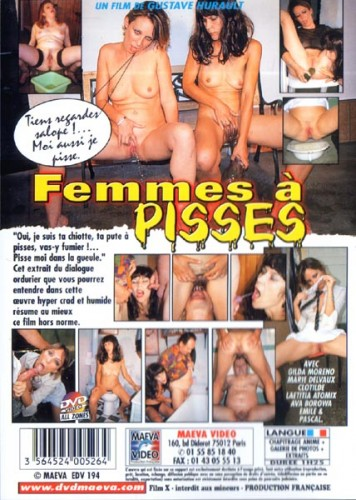 Femmes A Pisse French