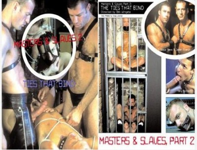 Masters and Slaves 2: Opposite Attractions & Ties That Bind(Bound & Gagged )