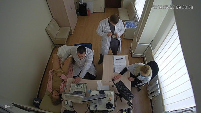 Hidden Camera in Gyno Rooms Part 1