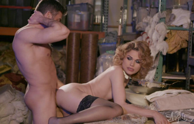 Magic Sex With Cute Tranny Alisia Rae