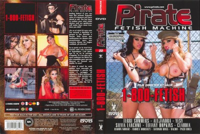 Pirate Fetish Machine 22: 1-800-Fetish(2005/DVD9)
