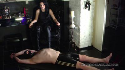 Mistress Blackdiamoond and Femdom part 2