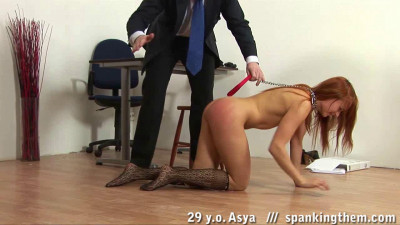 Description Spanking Humiliation(Asya)