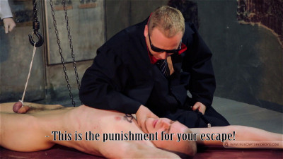 RusCapturedBoys - Another Victim of Justice - Part V