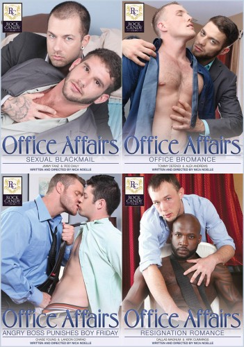 Rock Candy Films – Office Affiars HD (2013)