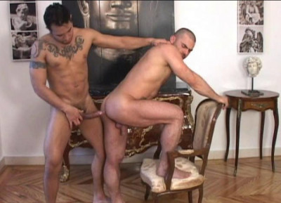 Anal Casting For Sexy Males