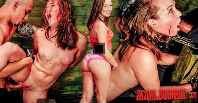 SexualDisgrace – Dec 31, 2015 – Charli Acacia – BDSM Virgin