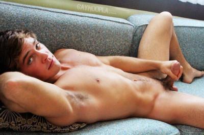 GayH - Hottie Boy Next Door Andy Sheckler