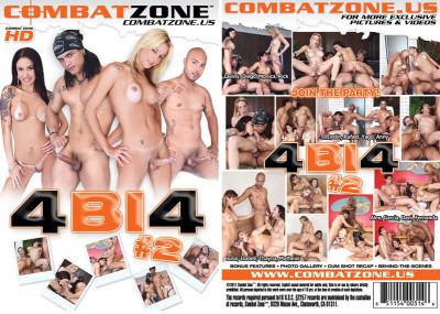 Combat Zone - 4 Bi 4 vol2 (2011)