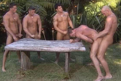 Summer Orgies With Erik Rhodes