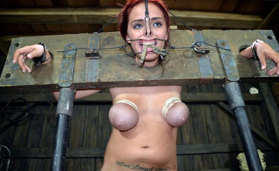 BDSM natural smile
