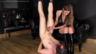 Mistress Whiplash — Spunk Shower