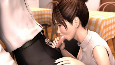 oral sex jap new - (Three star cafe)