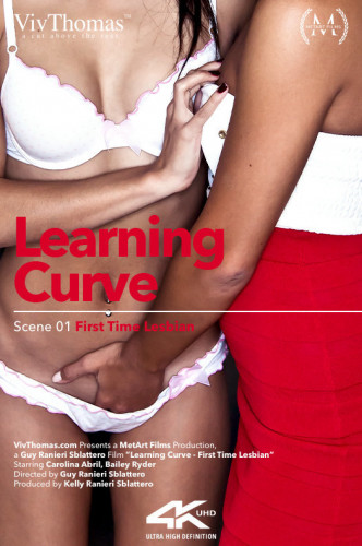 Bailey Ryder, Carolina Abril - Learning Curve Episode 1 - First Time Lesbian FullHD 1080p