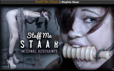 Description Infernal Restraints - Oct 20, 2017 - Stuff Me Staar