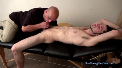 STeasingHandjobs - Tormenting Emanuel by Mouth