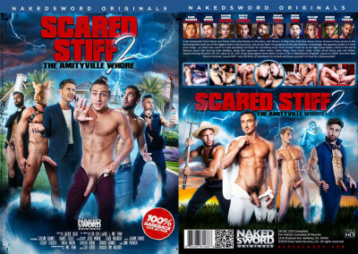 Description Naked Sword – Scared Stiff Vol.2 Full HD(2019)