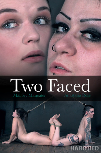 HardTied — Mallory Maneater & Anastasia Rose — Two Faced