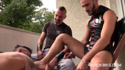 Berlin Extreme (Alejandro Alvarez, Michael Selvaggio, Tom De Bohrar)