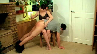 Miss Jessica And Hand Spanking part 11