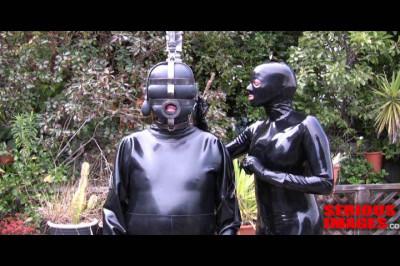 Mistress Sable – Backyard Bondage at the Institute