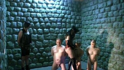 Mistress Rebekka's Butt Slut Brigade - Oral Training